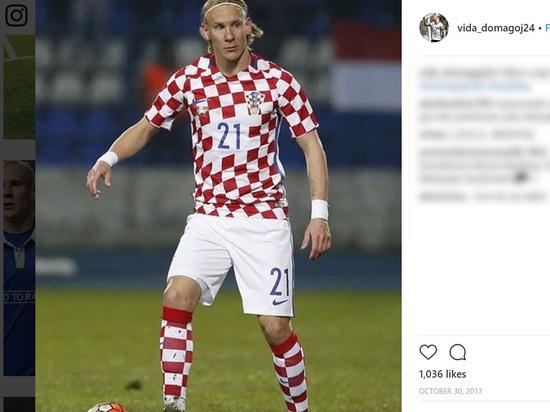 «Слава Украине!»: забивший России хорват Вида отреагировал неожиданно