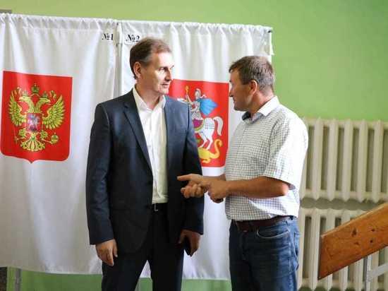 В Васильевском поселении Серпуховского района проходит полным ходом предварительное голосование
