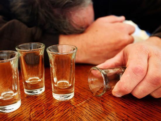 В Мордовии зафиксирован высокий уровень смертности от алкоголя