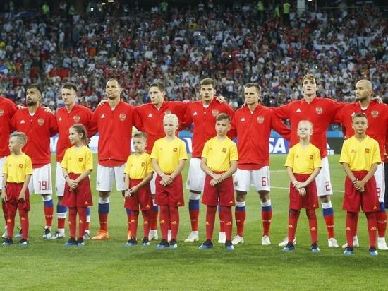 Футболисты сборной Российской Федерации встретятся сболельщиками наВоробьевых горах
