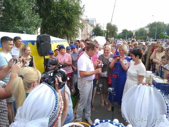 Астраханцы назвали Александра Жилкина кормильцем