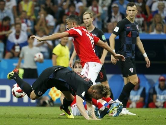 ЧМ-2018: Россия билась с Хорватией отчаянно и проиграла по пенальти