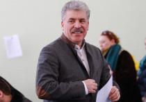 Павел Грудинин рассказал о разводе: «Люблю Ксению семь лет»