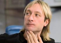 Фигурист Плющенко отреагировал на слезы Дзюбы: