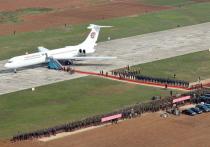 Самолет Ким Чен Ына прилетал во Владивосток на разведку