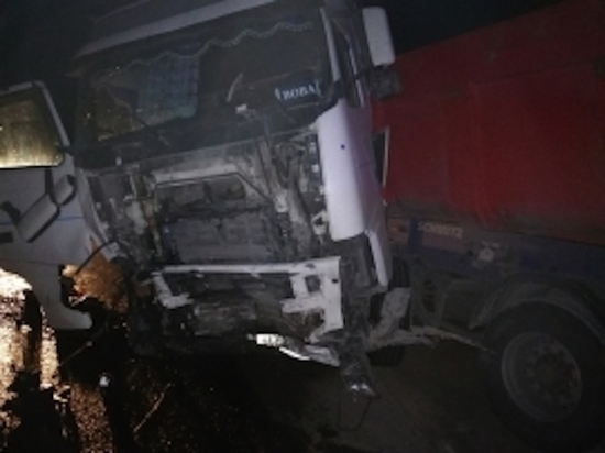 Трое людей сгорели в автомобиле в результате ДТП под Тулой