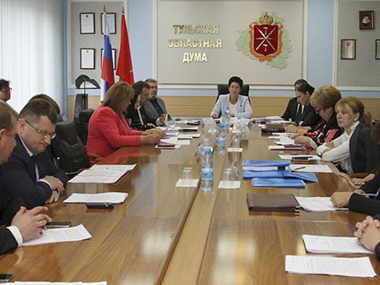 Тульская область одобрила пенсионную реформу в первых рядах