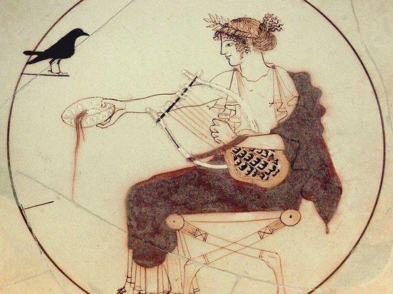 На Таманском полуострове нашли древнегреческие арфу и лиру