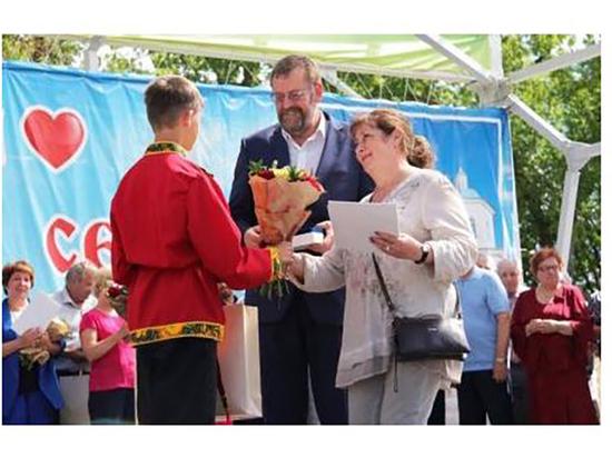Семейная пара из Тверской области получила медаль «За любовь и верность»