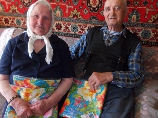 Золотых супругов Тверской области поздравили с Днем семьи, любви и верности