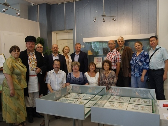 В городе Гаврилов-Яме открылась филателистическая выставка «Северный почтовый тракт на земле Ярославской»