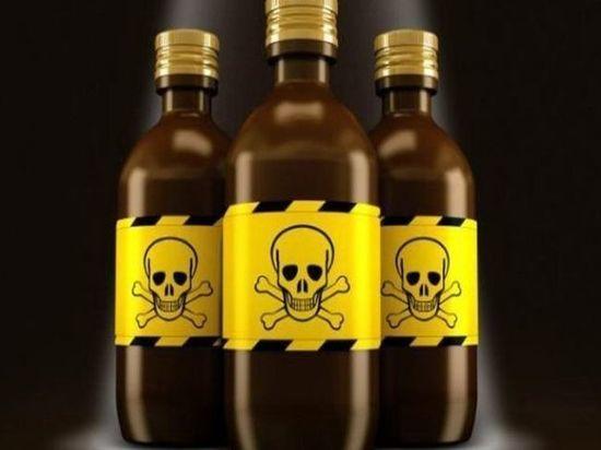 С начала года из-за отравлений спиртосодержащей жидкостью умерли 29 жителей Мордовии