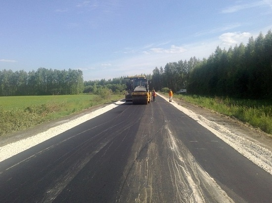 В Мордовии продолжается ремонт дорог