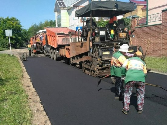 Продолжается ремонт дорог в частном секторе Чебоксар
