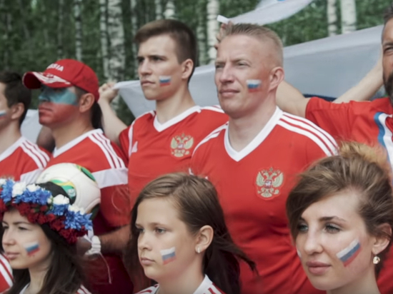 Русские болельщики ответили спевшим «Калинку» исландцам