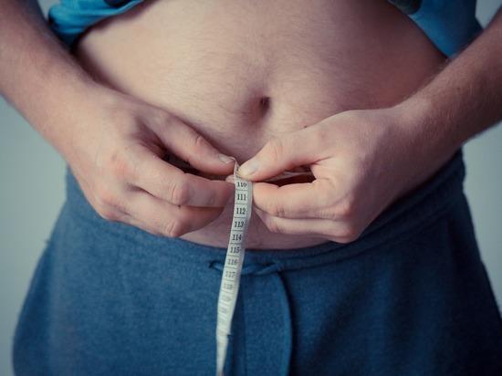 От лишнего веса страдают 40 процентов трудоспособных россиян