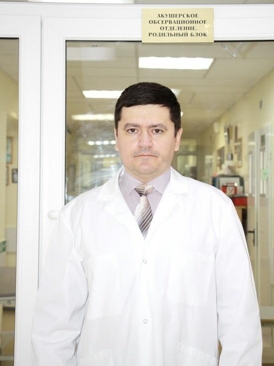 Лучший врач года работает в Сургуте