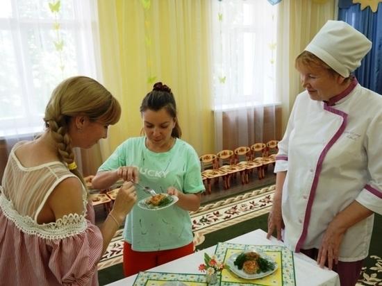 В Чебоксарах протестировали новое меню для дошкольников