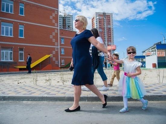 Детский сад на юге Волгограда откроется к 1 сентября