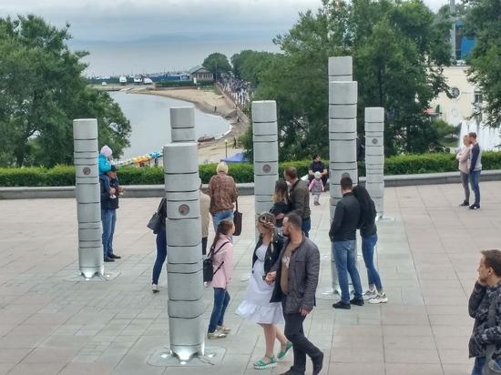 Семь сопок появились во Владивостоке
