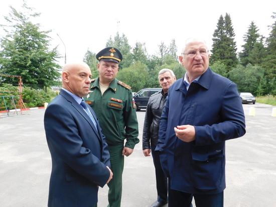 Где именно в Петрозаводске появится военная кафедра?