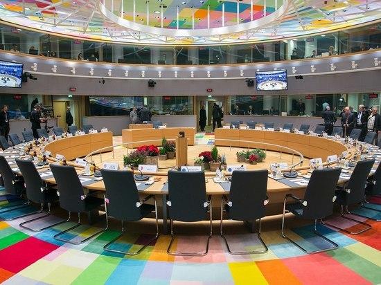 Решение европейского союза овыделении Украине кредита в млрд. евро вступило всилу
