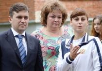 Станислав Воскресенский пообщался с юными спасателями в лагере «Строитель»