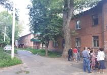 Жильцы курских общежитий не могут съехать из разваливающихся домов