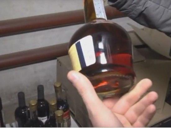 В Орске ждет суда преступная группировка, занимавшаяся контрафактным алкоголем