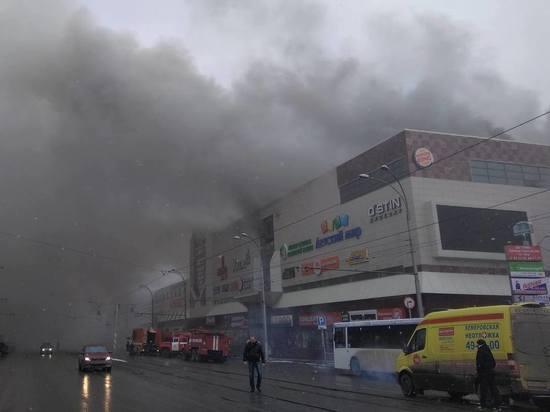 Названа роковая ошибка пожарных при тушении