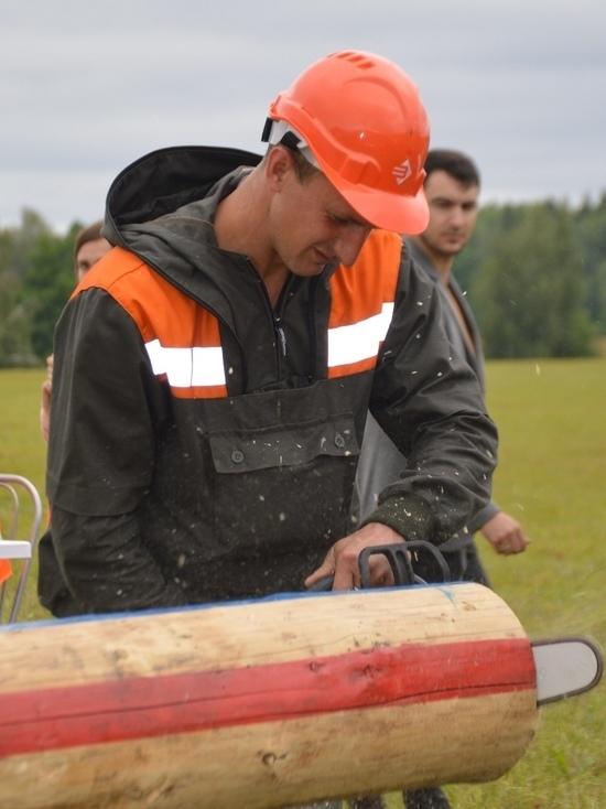Калужские лесорубы покажут мастерство на чемпионате России