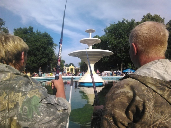 День рыбака прошел в Автозаводском районе Нижнего Новгорода
