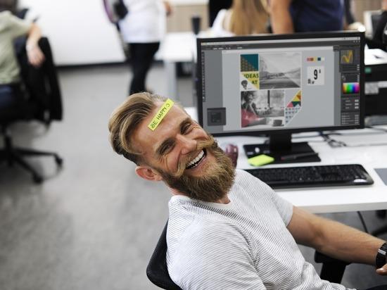 Как правильно сидеть за компьютером: «идеальная» поза оказалась вредной