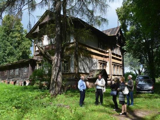 В Вышнем Волочке Тверской области прошла экскурсия в особняк Рябушинских