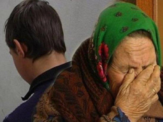 Калужанин избил бабушку после оформления дарственной на квартиру