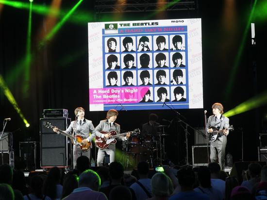 В предгорьях Алтая провели музыкальный фестиваль
