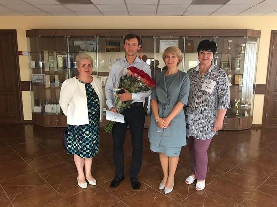Депутата горсовета Серпухова Михаила Степанова поздравили с Днем рождения