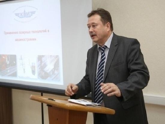 Экс-проректор КНИТУ-КАИ Виктор Гуреев находится под домашним арестом
