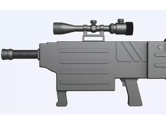 Китай нашел лазерную замену «Калашникову»