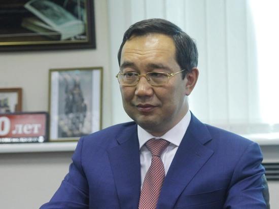 Врио главы Якутии рассказал, почему горит тайга