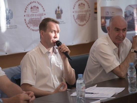 В Новороссийске прошел XVI фестиваль театров малых городов