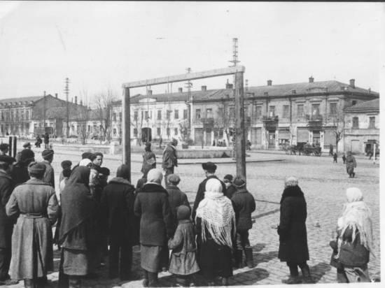 Как проходил на Кубани первый в истории процесс над фашистскими оккупантами