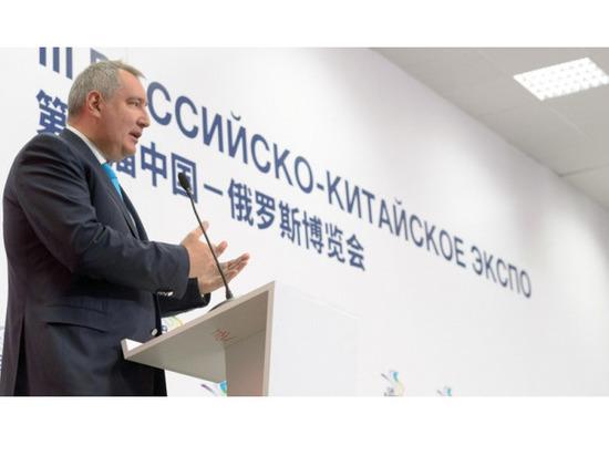 Астраханская область участвует в Российско-Китайском ЭКСПО