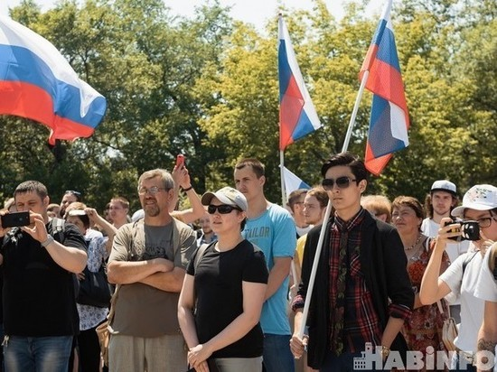 Митинги против повышения пенсионного возраста прошли в Хабаровском крае и ЕАО