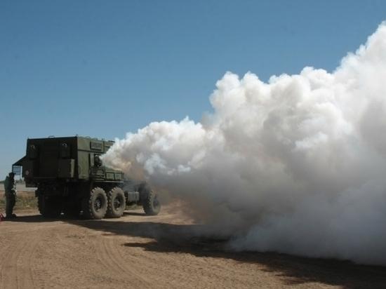 Волгоградские военные химики взяли серебро на всеармейских состязаниях