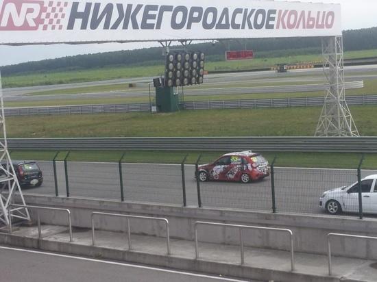 Этап чемпионата гонок на советских автомобилях прошёл на Нижегородском кольце