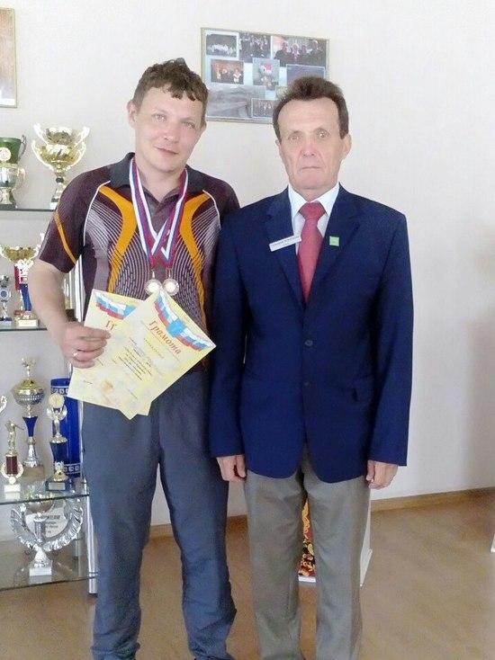 Параспортсмен из Твери стал бронзовым призёром Кубка России по настольному теннису