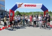 Грандиозный велопробег прошёл вНефтеюганске