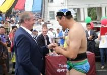 Победителям Алтарганы вручили призы от губернатора Левченко