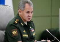 Шойгу заявил, что прямого военного столкновения с Украиной не будет
